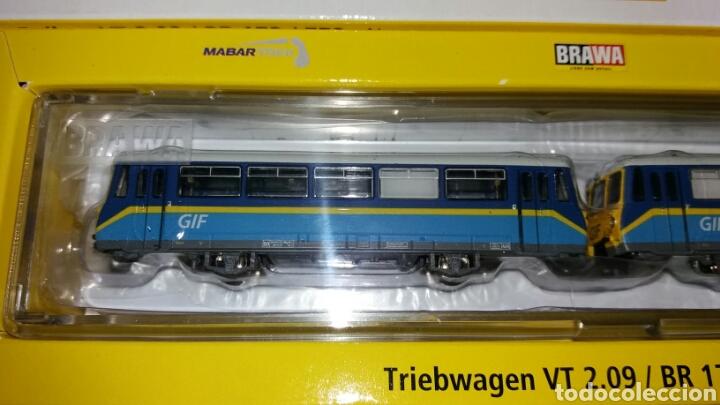 Trenes Escala: AUTOMOTOR.BRAWA .GIF.nuevo - Foto 2 - 144533569