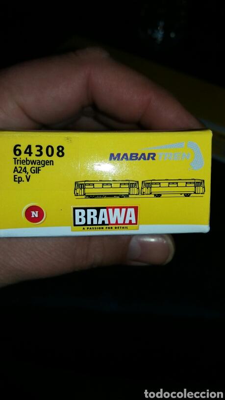 Trenes Escala: AUTOMOTOR.BRAWA .GIF.nuevo - Foto 3 - 144533569