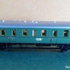 Trenes Escala: N - TRIX - VAGON DE PASAJEROS DE 3ª CLASE. Lote 144900310