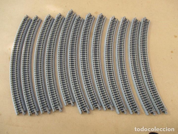 Trenes Escala: Kato , lote de vias kato escala n - Foto 8 - 145921206