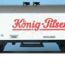 Trenes Escala: VAGON KONIG PILSENER (TIRADA 1000). Lote 147748938
