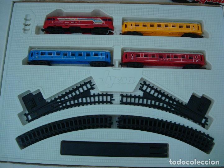 IYETREN (Juguetes - Trenes Escala N - Otros Trenes Escala N)