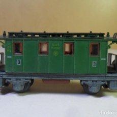 Trenes Escala: N -VAGON DE PASAJEROS. Lote 150162714