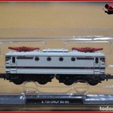 Trenes Escala: MER 21 - TRENES A ESCALA N - LOCOMOTORAS DE COLECCIÓN - E 700 ONCF BO-BO. Lote 150807274