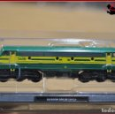 Trenes Escala: MER 31 - TRENES A ESCALA N - LOCOMOTORAS DE COLECCIÓN - 52/53/54 SNCB CO-CO . Lote 150812478