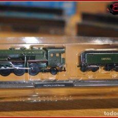 Trenes Escala: MER 38 - TRENES A ESCALA N - LOCOMOTORAS DE COLECCIÓN - PACIFIC S 3/6 BAVIERA. Lote 150814186