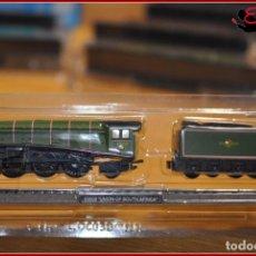 Trenes Escala: MER 42 - TRENES A ESCALA N - LOCOMOTORAS DE COLECCIÓN - 60009 UNION OF SOUTHAFRICA. Lote 150815322