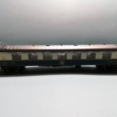 Trenes Escala: VAGON COCHE KATO CIWL ORIENT EXPRESS PULLMAN 1ST CLASS ESCALA N. PARA LUZ. NUEVO #JT. Lote 151147686