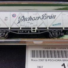 Trenes Escala: ROCO 2307 B PSCHORR-BRAU ESCALA N. Lote 151229630