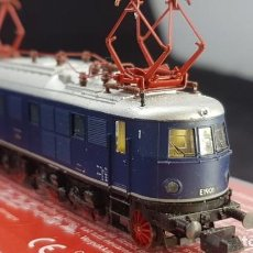 Trenes Escala: FLEISCHMANN N PICCOLO REF.7319 LOCOMOTORA ELÉCTRICA. Lote 151811726