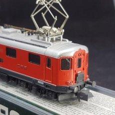 Trenes Escala: KATO N K11604 SBB CFF RE 4/4 I.. Lote 151898834