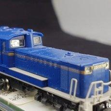 Trenes Escala: KATO N 7002-3 DD51 AZUL. Lote 151899054