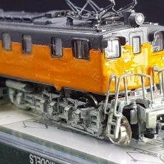 Trenes Escala: KATO N 3008 EF15 LOCOMOTORA ELÉCTRICA. Lote 151901994