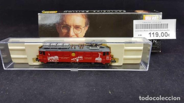 Trenes Escala: Locomotora Brawa 1205 Escala N Exclusive Edition - Foto 2 - 153070266