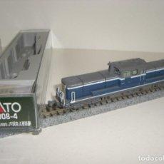 Trenes Escala: KATO N LOCOMOTORA DD51 7008 (CON COMPRA DE 5 LOTES O MAS ENVÍO GRATIS). Lote 153356558