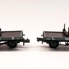Trenes Escala: PECO N REF. NR-P959. 2 UNIDADES. LA INDUSTRIA ELECTRICA BARCELONA. EDICIÓN LIMITADA. Lote 154660042