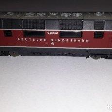 Trenes Escala: LOCOMOTORA CIL ESCALE 1:160,MODELO V200 054. Lote 155223550
