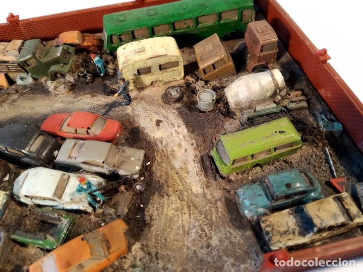 Trenes Escala: Diorama POLA de un desguace en escala N - Foto 3 - 155404946