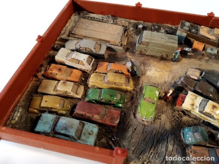 Trenes Escala: Diorama POLA de un desguace en escala N - Foto 4 - 155404946