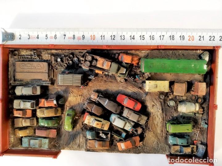 Trenes Escala: Diorama POLA de un desguace en escala N - Foto 5 - 155404946