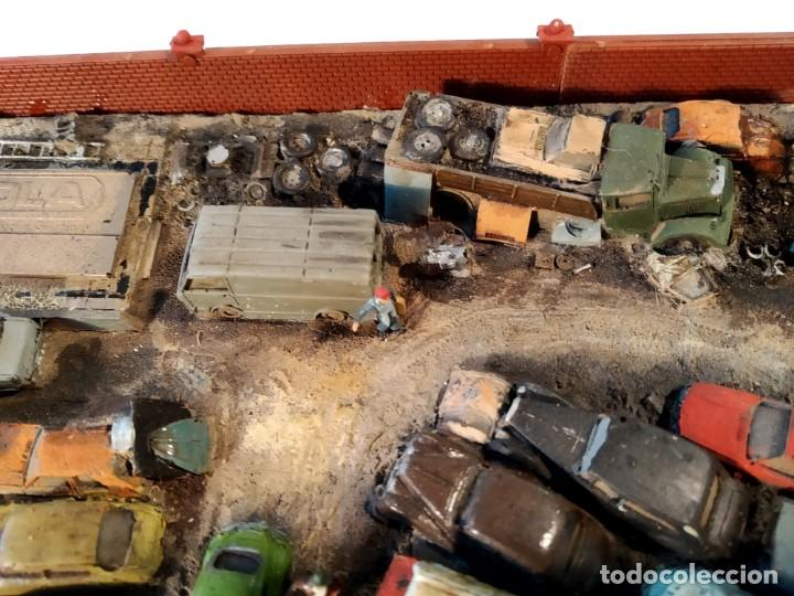 Trenes Escala: Diorama POLA de un desguace en escala N - Foto 7 - 155404946