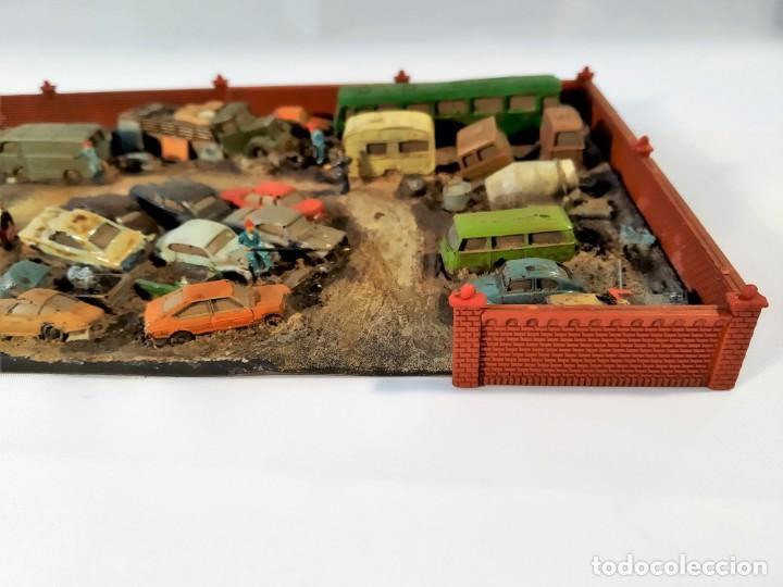 Trenes Escala: Diorama POLA de un desguace en escala N - Foto 10 - 155404946