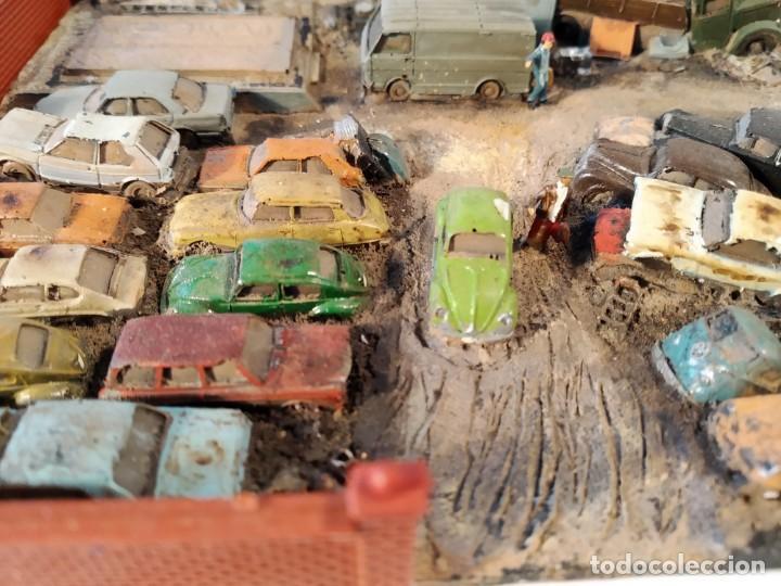 Trenes Escala: Diorama POLA de un desguace en escala N - Foto 12 - 155404946