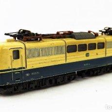 Trenes Escala: MINITRIX 2068. LOCOMOTORA DIGITAL ESCALA N. Lote 156831542