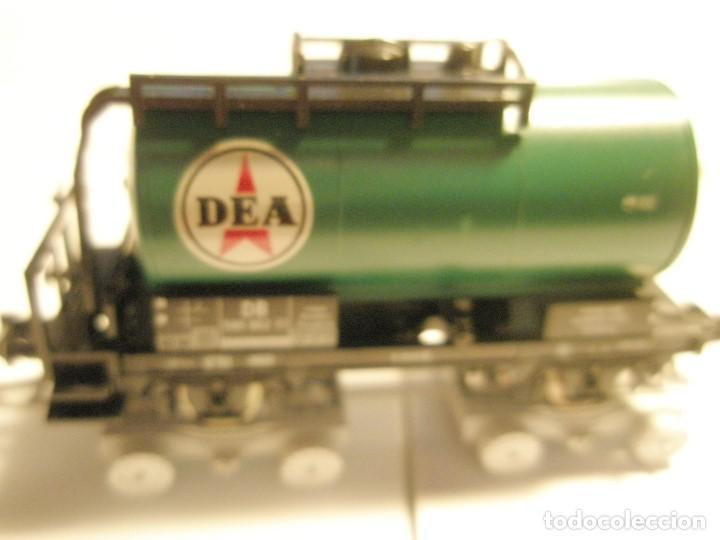 Trenes Escala: SET NUEVO TRIX N CISTERNA + CAMIONETA METALICA + REMOLQUE METALICO REF: 15.124 LIMITADO INSAIDER. - Foto 16 - 158448702