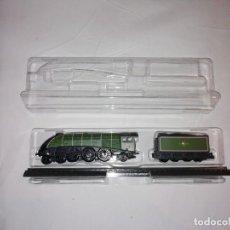 Trenes Escala: LOCOMOTORA 60009 UNION OF SOUTH AFRICA ESCALA N CLUB INTERNACIONAL DEL LIBRO NUEVA. Lote 163488130