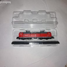 Trenes Escala: LOCOMOTORA 181.2 DB BO-BO ESCALA N CLUB INTERNACIONAL DEL LIBRO NUEVA. Lote 163488474
