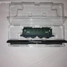 Trenes Escala: LOCOMOTORA 8100 SNCF BO-BO ESCALA N CLUB INTERNACIONAL DEL LIBRO NUEVA. Lote 163488874