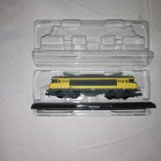 Trenes Escala: LOCOMOTORA 1600 NS B' B' ESCALA N CLUB INTERNACIONAL DEL LIBRO NUEVA. Lote 163488974