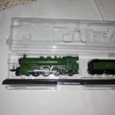 Trenes Escala: LOCOMOTORA PACIFIC S 3/6 BAVIERA ESCALA N CLUB INTERNACIONAL DEL LIBRO NUEVA. Lote 163490838