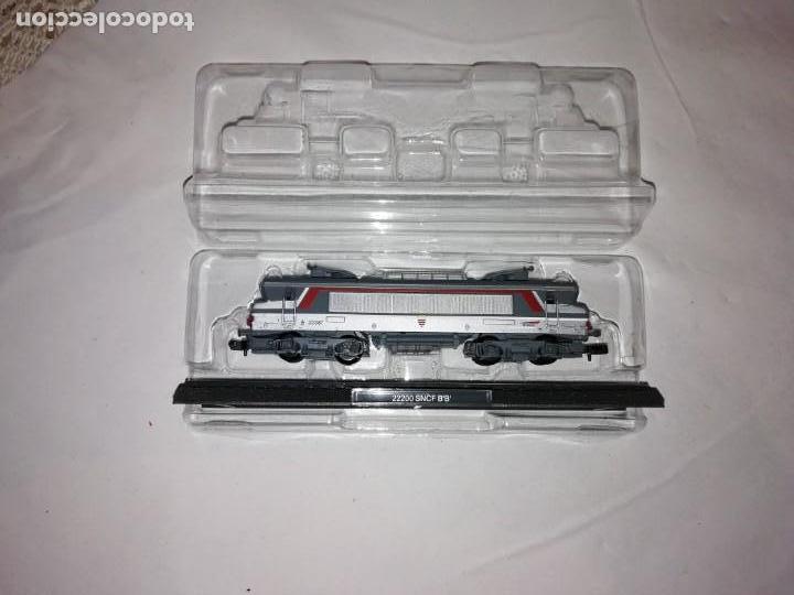 LOCOMOTORA 22200 SCNF B'B' ESCALA N CLUB INTERNACIONAL DEL LIBRO NUEVA (Juguetes - Trenes Escala N - Otros Trenes Escala N)