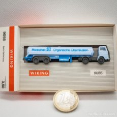 Trenes Escala: CAMION CISTERNA WIKING 1/160 (N). Lote 166918724