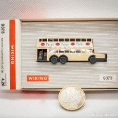 Trenes Escala: BUS DOBLE BERLIN WIKING 1/160 (N). Lote 166918912