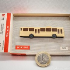 Trenes Escala: BUS WIKING 1/160 (N). Lote 166919216