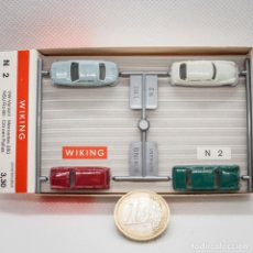 Trenes Escala: COCHES WIKING 1/160 (N). Lote 166920292