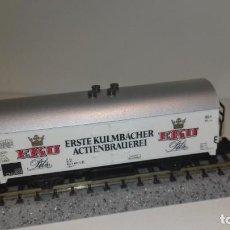Trenes Escala: MINITRIX N CERVECEROS (CON COMPRA DE 5 LOTES O MAS, ENVÍO GRATIS). Lote 167458708