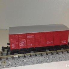 Trenes Escala: MINITRIX N CERRADO (CON COMPRA DE 5 LOTES O MAS, ENVÍO GRATIS). Lote 167459044
