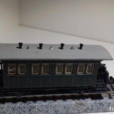 Trenes Escala: MINITRIX N PASAJEROS CLASICO (CON COMPRA DE 5 LOTES O MAS, ENVÍO GRATIS). Lote 167606680