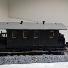 Trenes Escala: MINITRIX N PASAJEROS CLASICO (CON COMPRA DE 5 LOTES O MAS, ENVÍO GRATIS). Lote 167606732