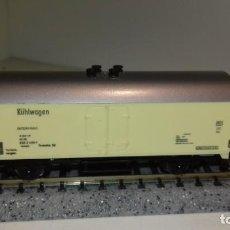 Trenes Escala: MINITRIX N FRIGORIFICO (CON COMPRA DE 5 LOTES O MAS, ENVÍO GRATIS). Lote 167607240