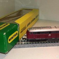 Trenes Escala: MINITRIX N LOCOMOTORA BR 216 REF 2959 (CON COMPRA DE 5 LOTES O MAS, ENVÍO GRATIS). Lote 168614892