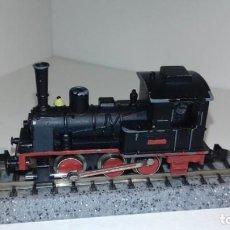 Trenes Escala: MINITRIX N LOCOMOTORA VAPOR (CON COMPRA DE 5 LOTES O MAS, ENVÍO GRATIS). Lote 168615172