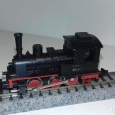 Trenes Escala: MINITRIX N LOCOMOTORA VAPOR (CON COMPRA DE 5 LOTES O MAS, ENVÍO GRATIS). Lote 168615252