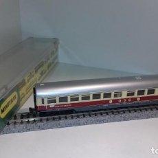 Trenes Escala: MINITRIX N PASAJEROS RESTAURANTE 3017 (CON COMPRA DE 5 LOTES O MAS, ENVÍO GRATIS). Lote 168726876
