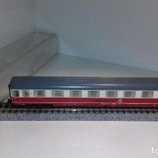 Trenes Escala: MINITRIX N PASAJEROS 1ª 3101 (CON COMPRA DE 5 LOTES O MAS, ENVÍO GRATIS). Lote 168843244