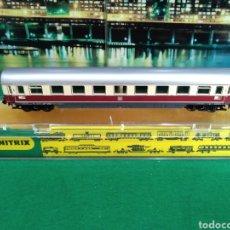 Trenes Escala: VAGÓN DE PASAJEROS DE LA DB TEE ESCALA N REF. 51301600 MINITRIX. Lote 169036000